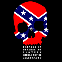 Treason in Defense of Slavery Tee Shirt Plus size