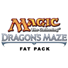 DRAGON'S MAZE Fat Pack - Magic: The Gathering Pre-Order. Enjoy FREE SHIPPING!
