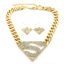 Superwoman Chain (Gold)