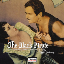 The Black Pirate DVD