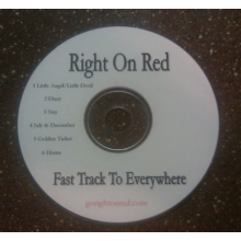 """Fast Track To Everywhere"" EP-free shipping"