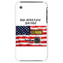 US Marine- iPhone 3G Hard Case