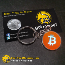 Cryptographically Awesome Bitcoin Keychain