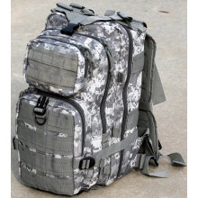 Digital Camouflage Tactical Military Style Backpack Rucksack with Molle Strips