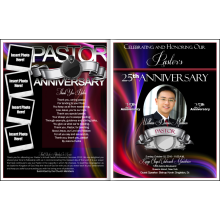 Celebrated Pastor Anniversary Program