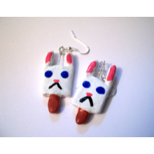 Bunsicle Earrings