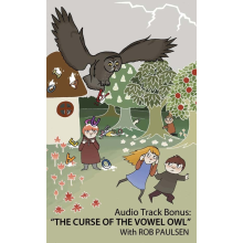 Audio Track: The Curse of the Vowel Owl
