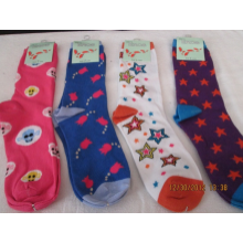 Womens Printed Socks