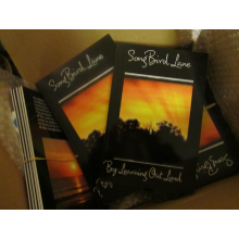 SongBird Lane Publication