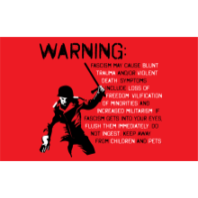 Warning: Fascism