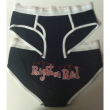 Black boy briefs-small