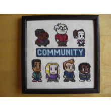 COMMUNITY Needlepoint