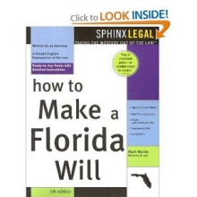 How To Make A Florida Will - by Atty Mark Warda