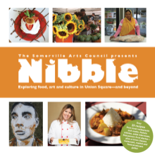Nibble:  Exploring food, art and culture in Union Square