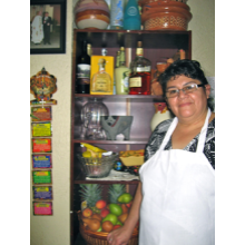 Mole with Taza Chocolate with Estela Calzada: Tues, Feb. 11, 6:30-8p,m