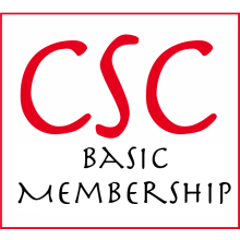 Basic 1 Year Membership - Students and Seniors