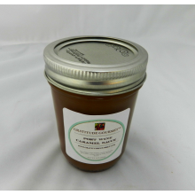 Port Wine Caramel Sauce