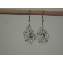 Glass Cage Earrings