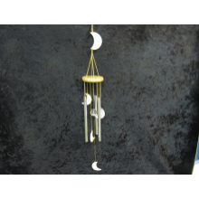 Crescent Moon Wind Chimes