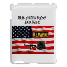 US Marine- iPad 2 Hard Case