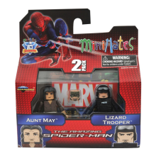 The Amazing Spider-Man Movie Minimate Set of 3