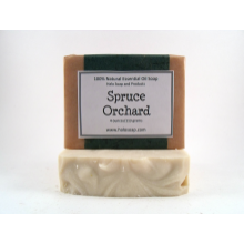 Spruce Orchard Essential Oil Bar Soap