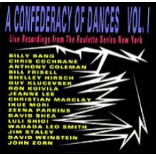 A Confederacy of Dances Vol. 1: Various Artists
