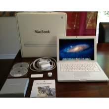 "Apple 13.3"" White MacBook A1181"