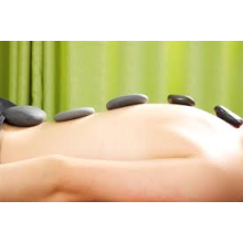60 Minute Warm Stone Massage