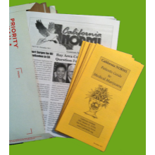 CalNORML Literature Pack