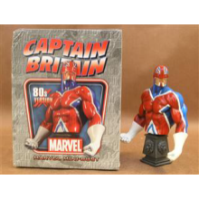 Marvel Bowen Captain Britain Mini Bust