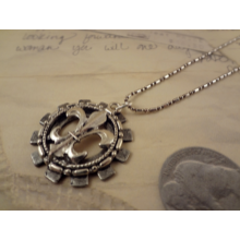 Morse Code --- Necklace