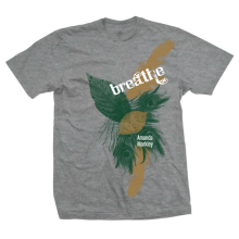 """Breathe"" T-shirt"