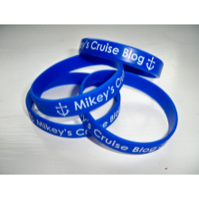 Mikey's Cruise Blog Wristband