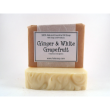 Ginger and White Grapefruit