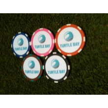 Logo Golf Chips