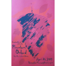 poster: Phantom Orchard SIGNED!