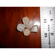 Tumbled topaz (Item 4)