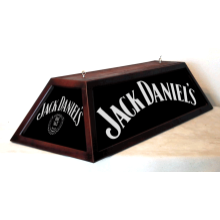 Custom 48 inch Jack Daniels Pool Table Light