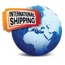 International Shipping: Book or Flask