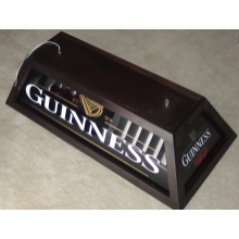 "Custom 36"" Guinness Pool Table  Light"