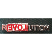 REVOLUTION Lapel Pin