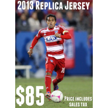 In Store Pick Up Only: 2013 Replica Jersey Presale