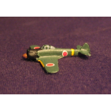 1/300 Japanese Ki-43 Oscar fighter