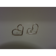 Wire Shaped Earrings