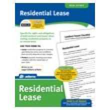 Residential Lease, rent an apartment, room or house.