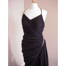 Darius Cordell - #5003 - Black Formal Gowns, Chiffon Evening Dresses