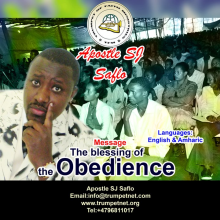 The Blessing of Obidient