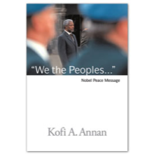 Kofi Annon - We the Peoples