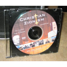 4409 Christian Zionism DVD Documentary (No Case)